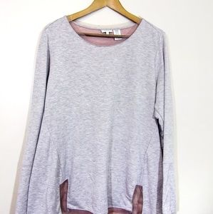 Logo Lounge sweatshirt XL